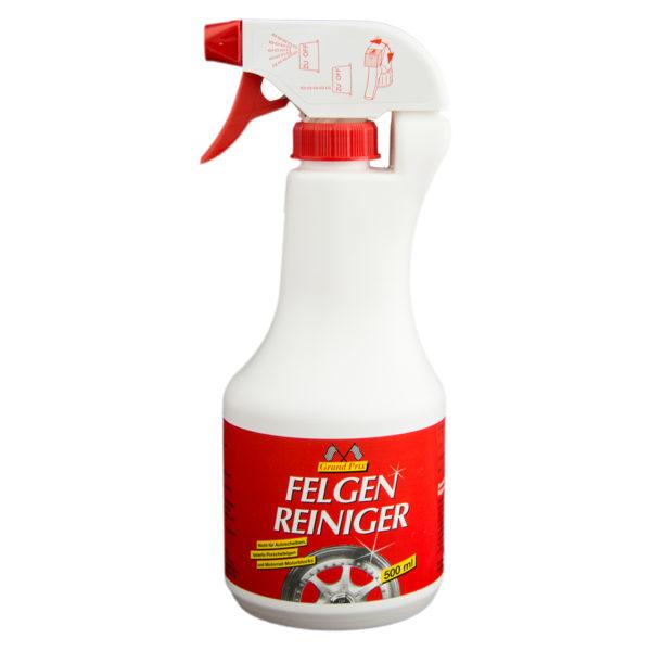 Solutie de curatat jante - Fertan Grand Prix - 500 ml cu pulverizator